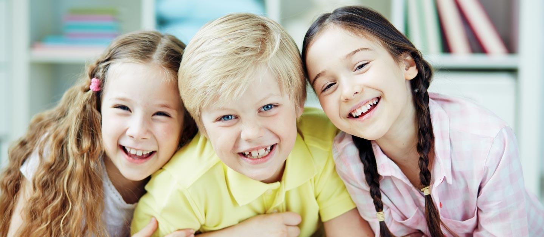 Kieferorthopädie & Zahnspangen für Kinder