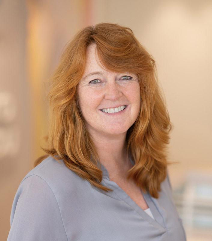 Andrea Düntzer (Zahnmedizinische Fachangestellte, Empfang)